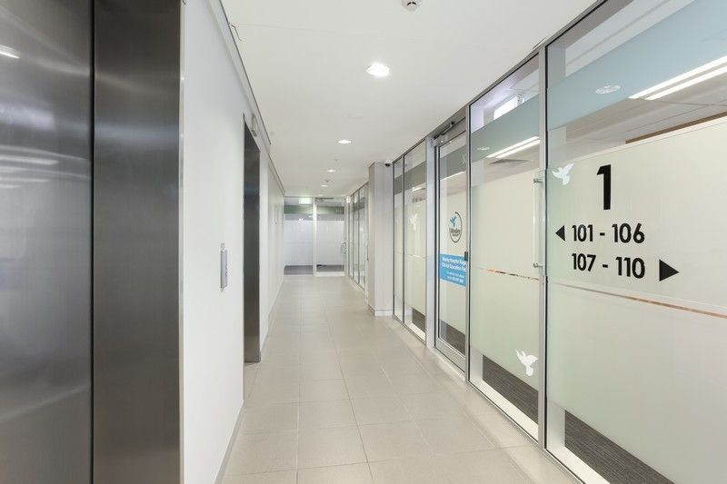 LAST SUITE REMAINING! 90SQM MODERN OFFICE!