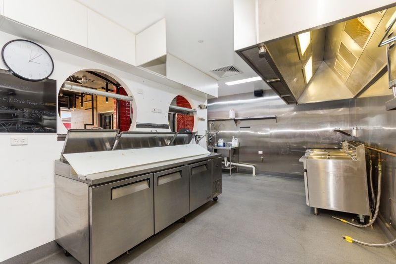 Fully fitted food tenancy within new United complex