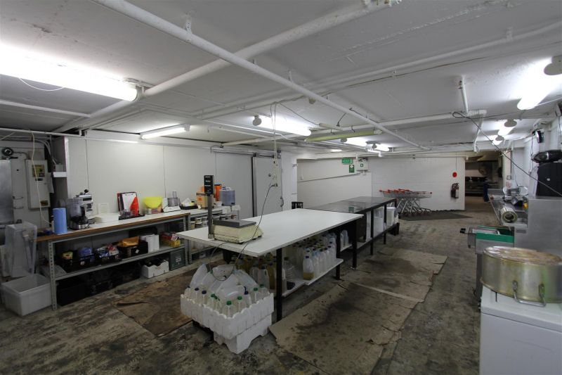 Commercial Kitchen/Food Production premises
