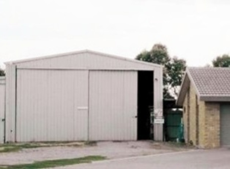 STORAGE SHED - Just Pick One To Suit Your Storage