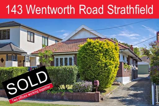 Y Fantini | Wentworth Rd Strathfield