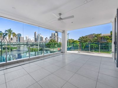 Stunning Views from Near New and Spacious Apartment