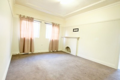Spacious One Bedroom Unit