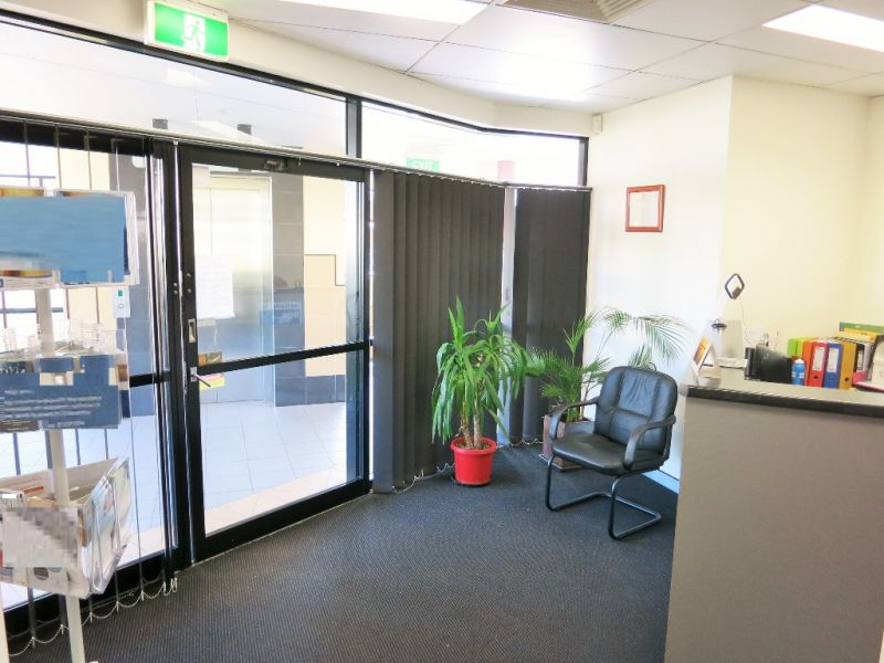 130m² Fitted Nundah Office - A Hallmark of Quality
