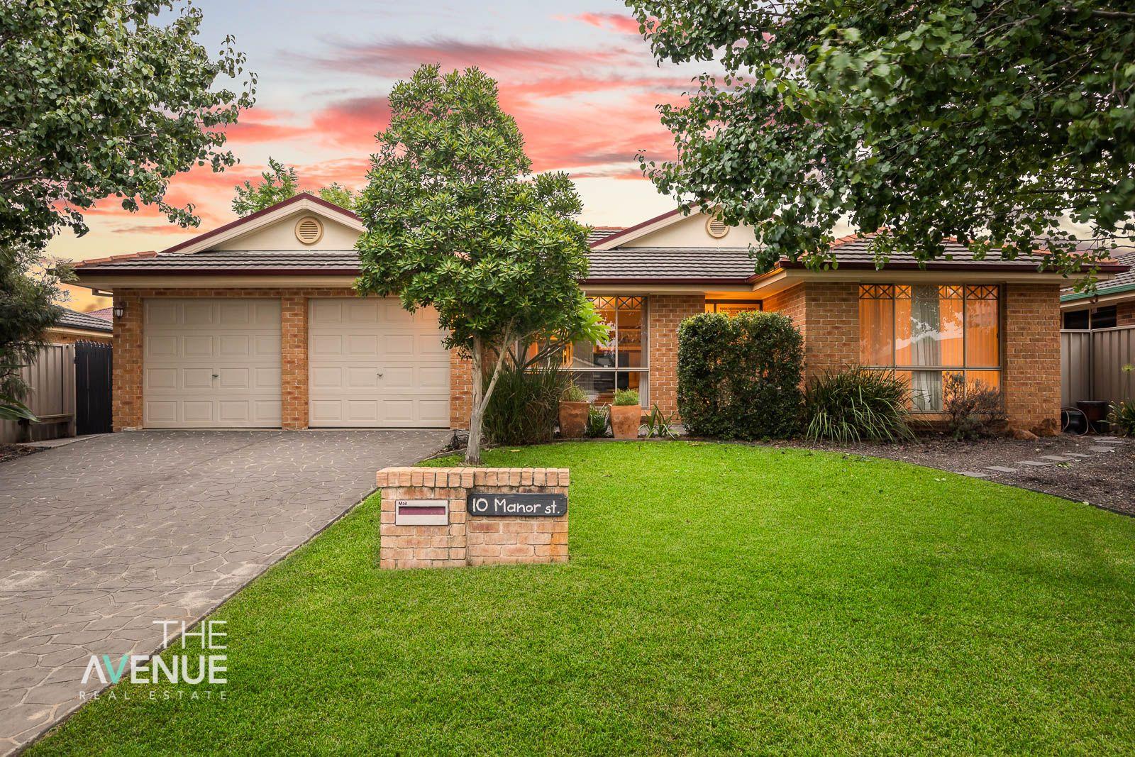 10 Manor Street, Kellyville Ridge NSW 2155