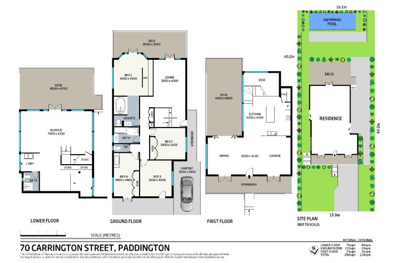 70 Carrington Street Paddington 4064