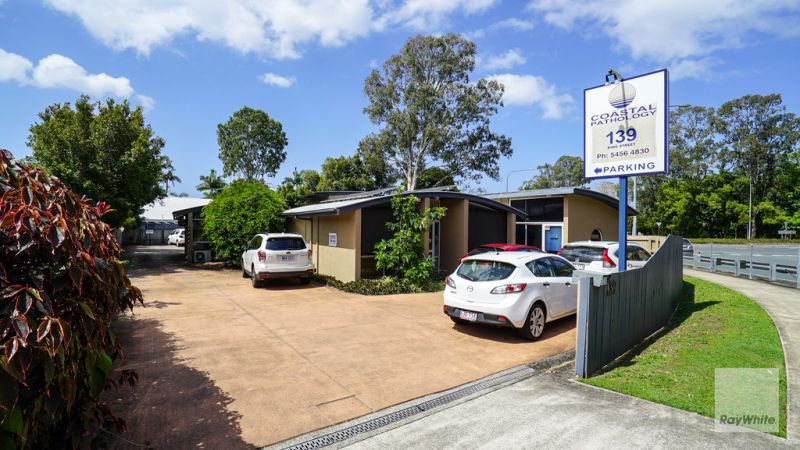 High Profile, Freestanding Building For Lease in Buderim