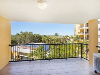 Hear the surf from your balcony