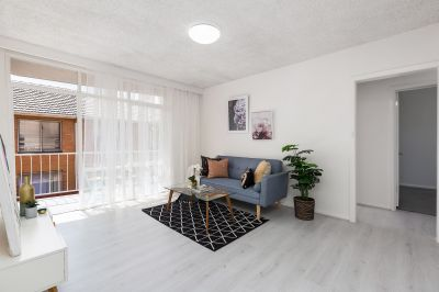 UNDER CONTRACT  Contemporary refit = excellent location all leads to happy ever after