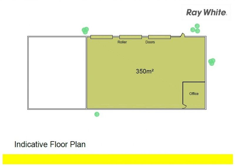 350 m2 Warehouse For Lease