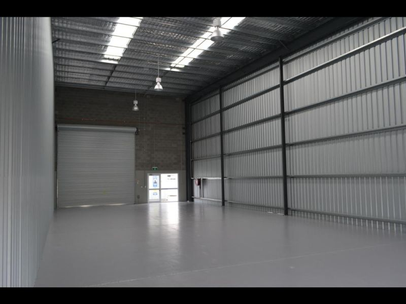 Brand New 228m2 Factory/Warehouse Unit
