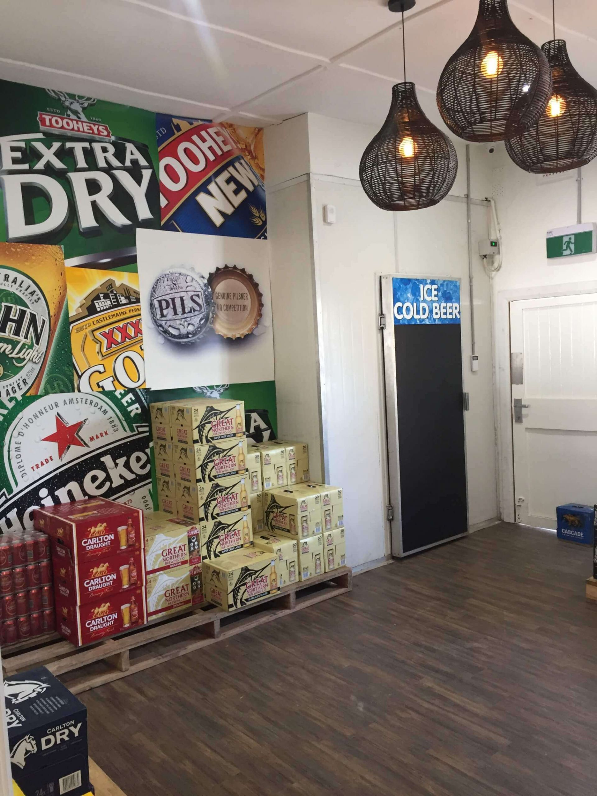 Take Away Bottle Shop