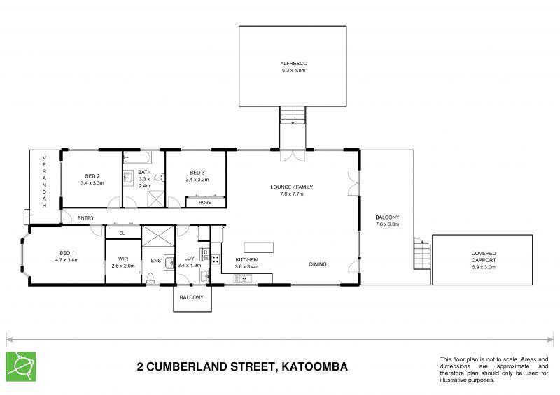 2 Cumberland Street Katoomba 2780