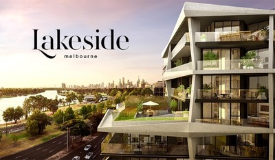 Luxury Living Opposite Albert Park with Amazing Lake Views