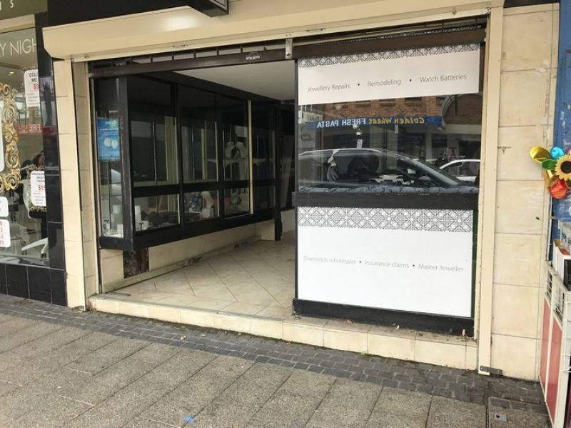 PRIME RETAIL LOCATION IN THE HEART OF KOGARAH!!