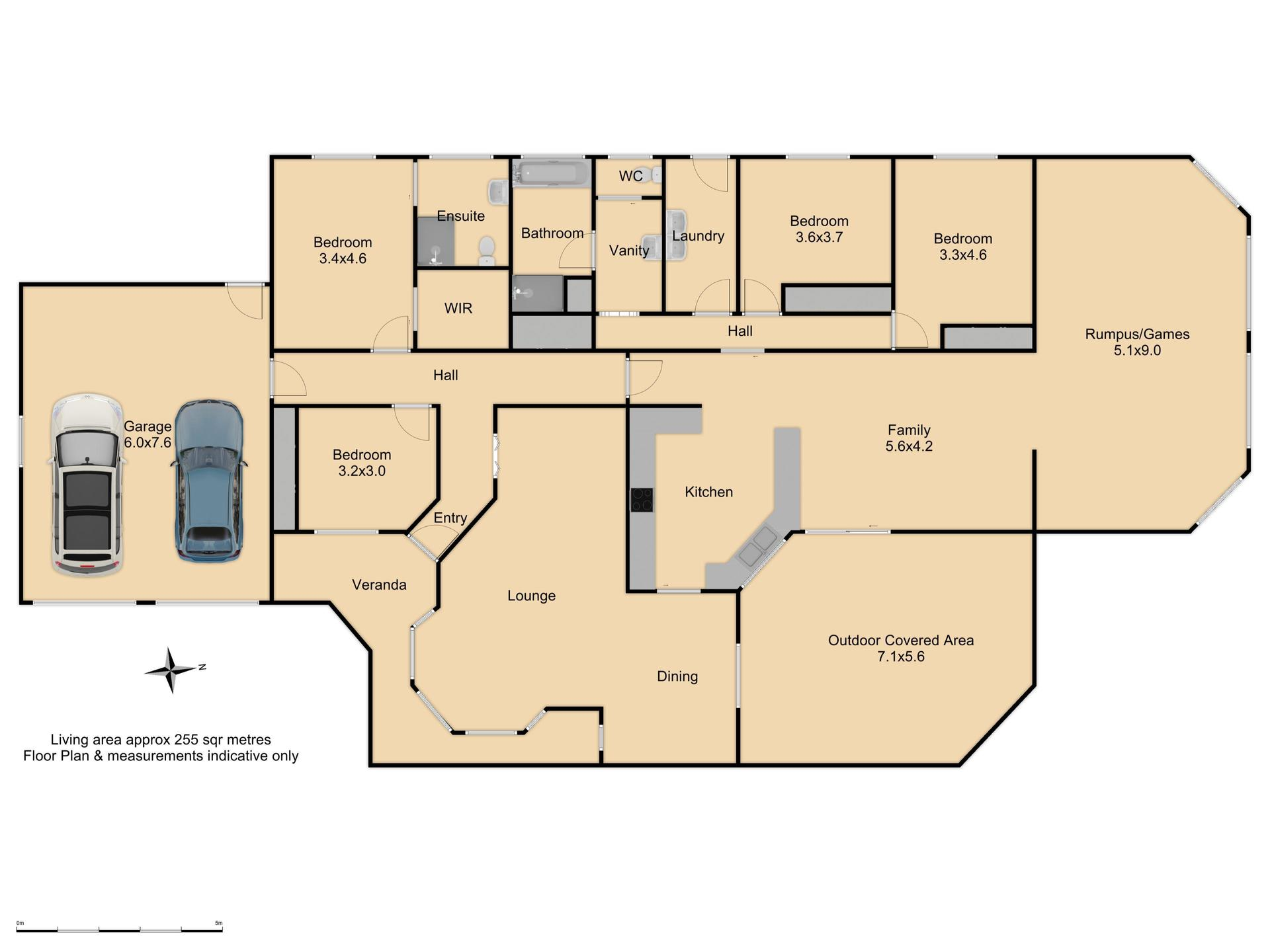 7 Albion Place - Floor Plan