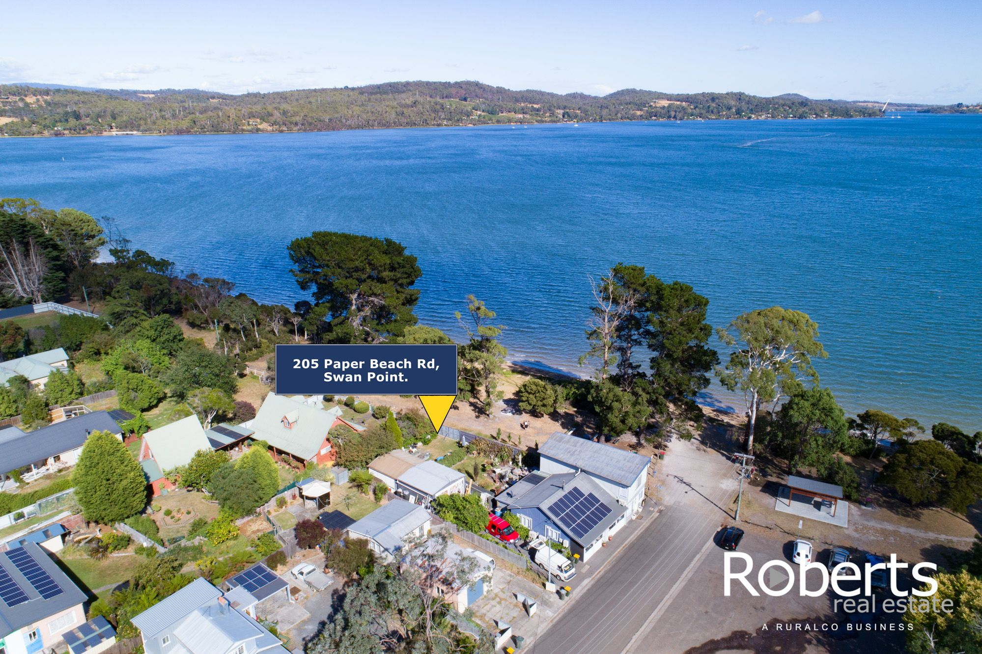 205 Paper Beach Road, Swan Point