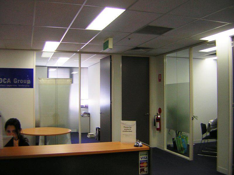 Fully fitted with offices, reception, boardroom & open plan located directly across from Flinders Street Station.