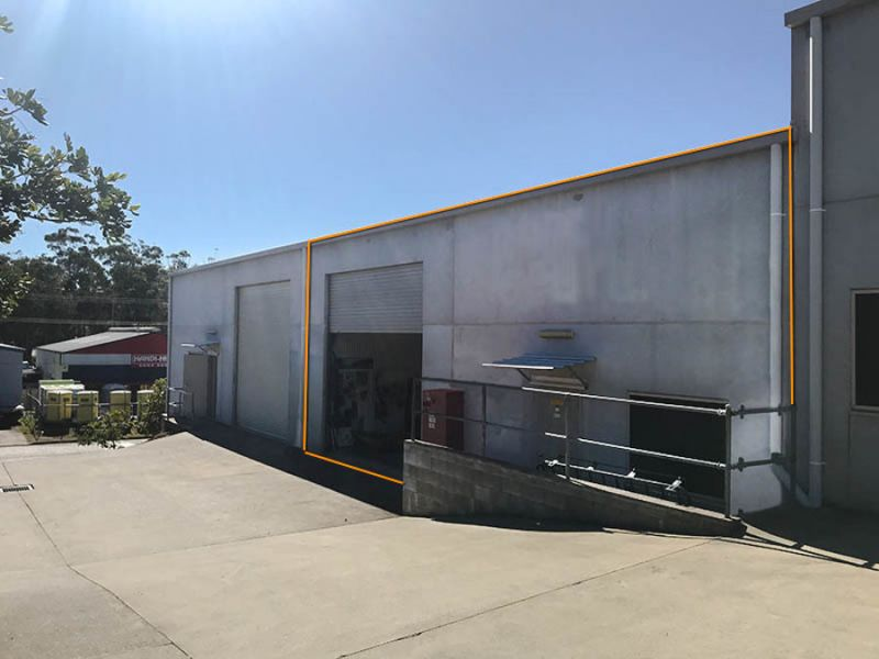 NEAT AND TIDY INDUSTRIAL UNIT