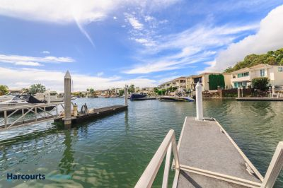 Single level waterfront at this price, definitely hard to find!