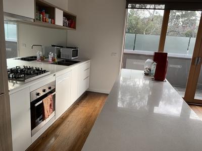 An Architect designed modern apartment in Glen Iris