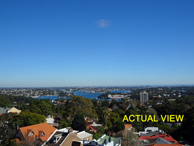 NEW Timber Flooring to be installed! Executive Bright Sunny Apartment in the Heart of North Sydney with Panoramic Views!