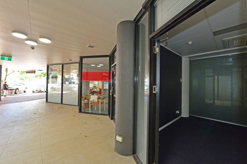 CENTRAL MAROOCHYDORE OFFICE / RETAIL