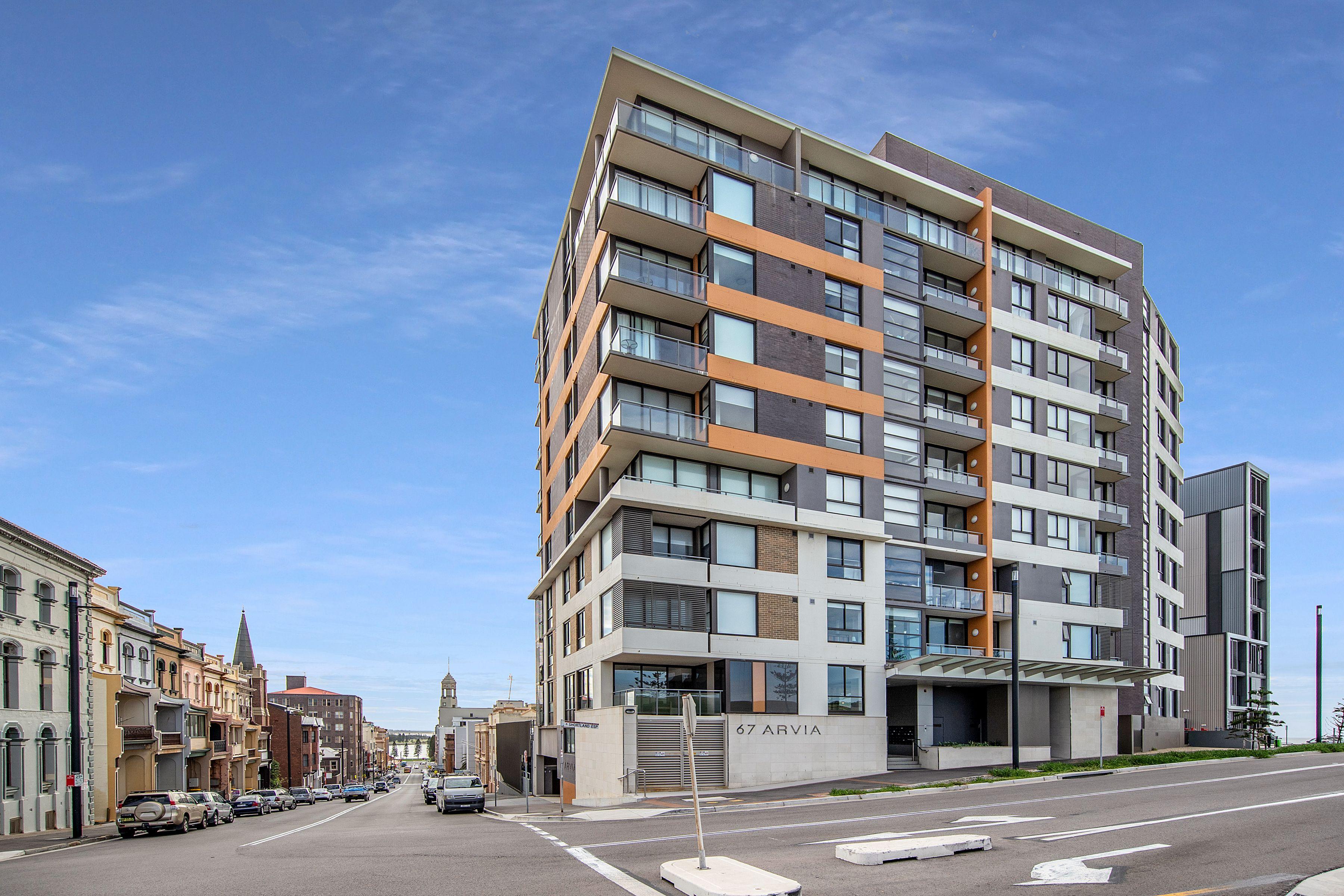 Level 4/405/67 Watt Street, Newcastle