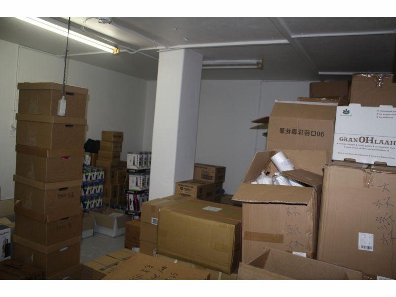 90 m2  Retail Shop + 57 m2  Rear & Basement Storage