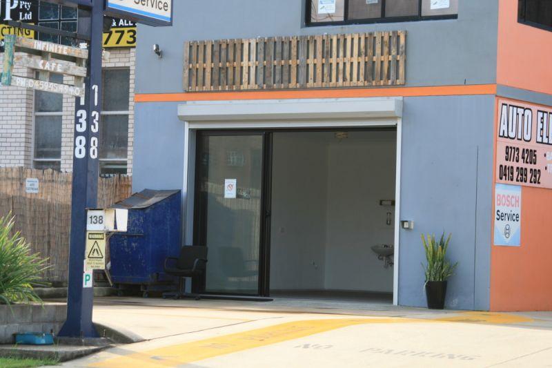 Office / Storage facility