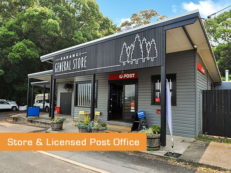 GENERAL STORE & LICENSED POST OFFICE (LPO)