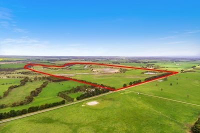 Vacant Land - A Great Opportunity Awaits    80ha 200 acres approx.