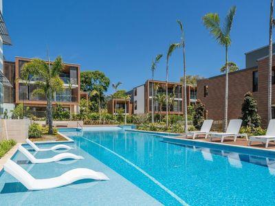 Beachfront Luxury Resort Style Furnished 2 Bedroom Apartment