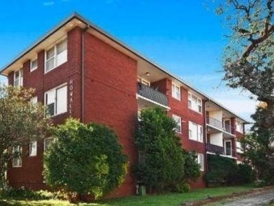 Fully Furnished Two Bedroom Unit