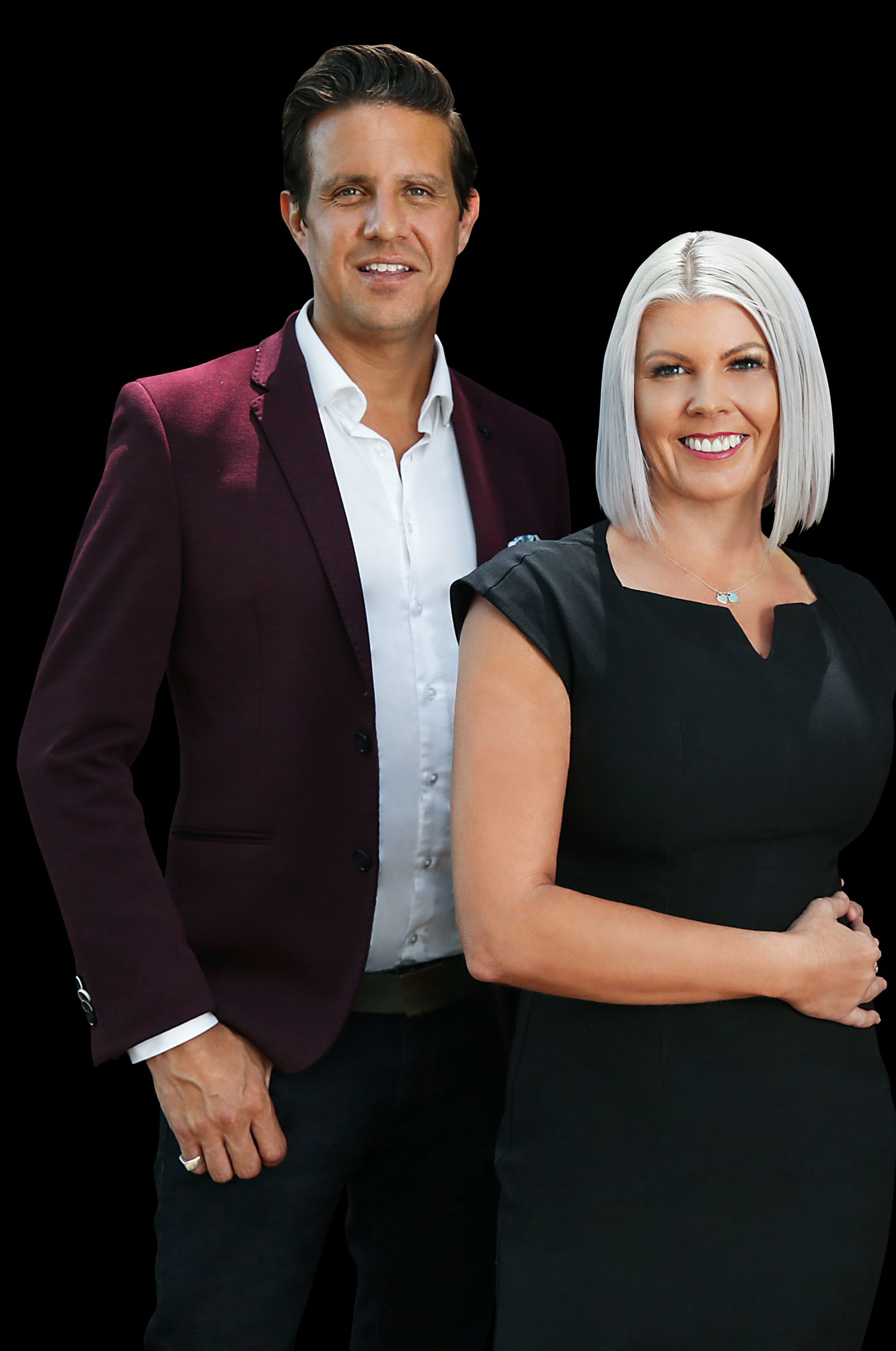 Victoria Nicholson & Tarek Noble