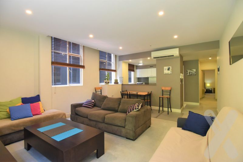 PRICE NEGOTIABLE - Massive Unfurnished Boutique Apartment