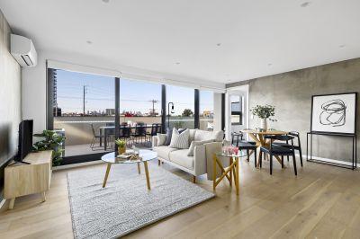 Luxurious House sized apartment