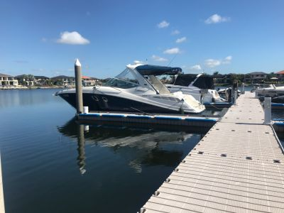 Immaculate Single Level Home... Exclusive Marina Berth