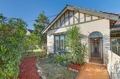 Bursting with Character and Potential in Downtown Drummoyne