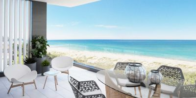The Most Elite Absolute Beach Front Gold Coast Residence in Existence