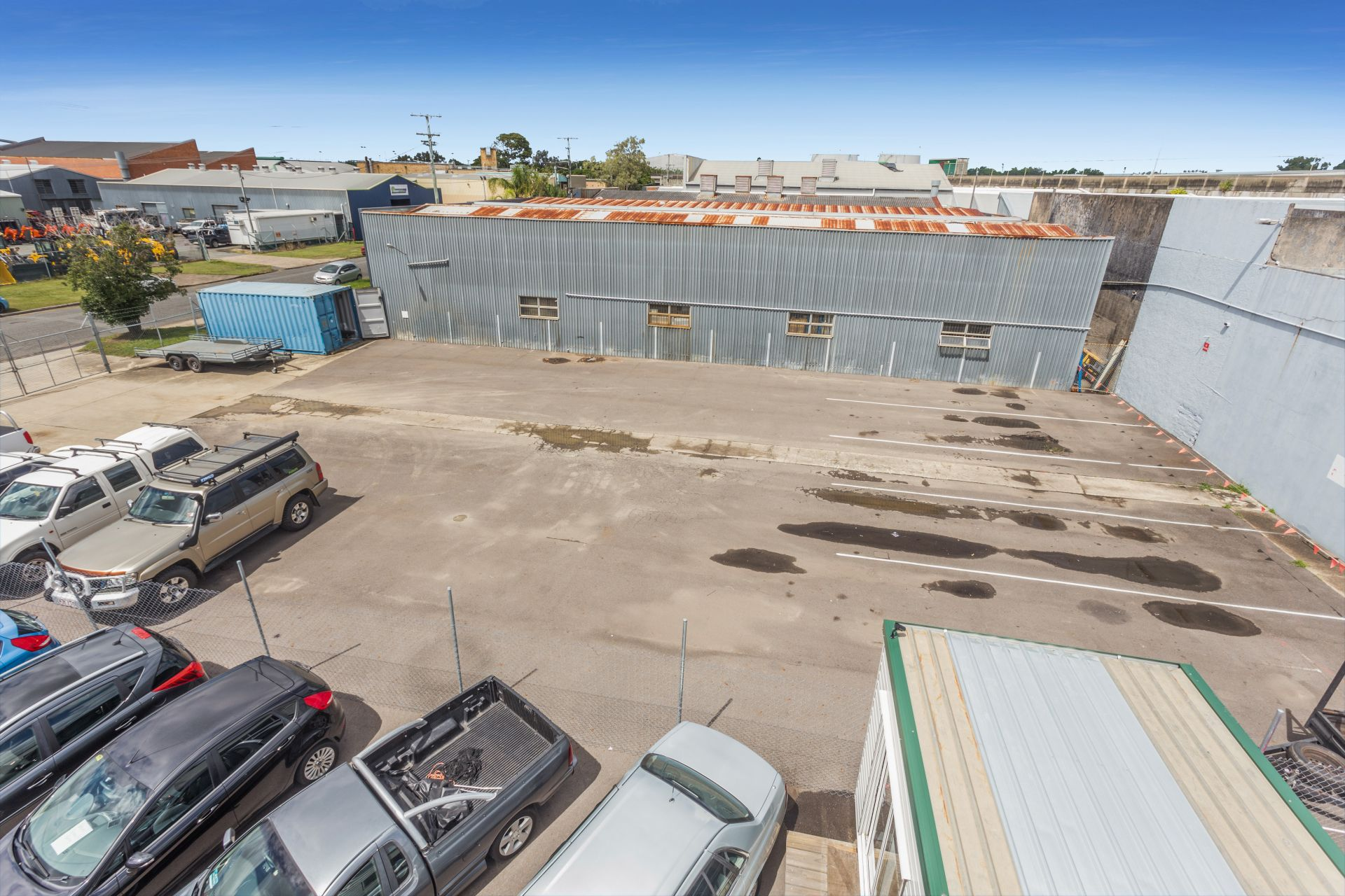 Rare 810sqm* Eagle Farm Development Site