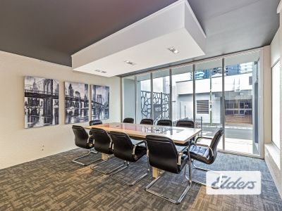 UNIQUE MODERN OFFICE WITH EXCEPTIONAL CAR PARKING!