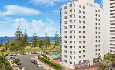 Furnished 2nd Floor Apartment with Ocean Views!!