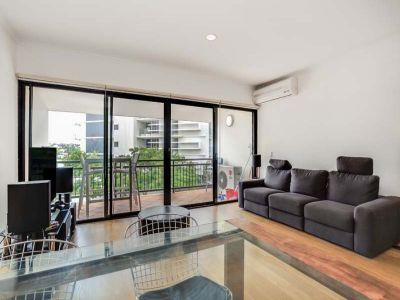 Executive One Bedroom Apartment in Heart of Teneriffe