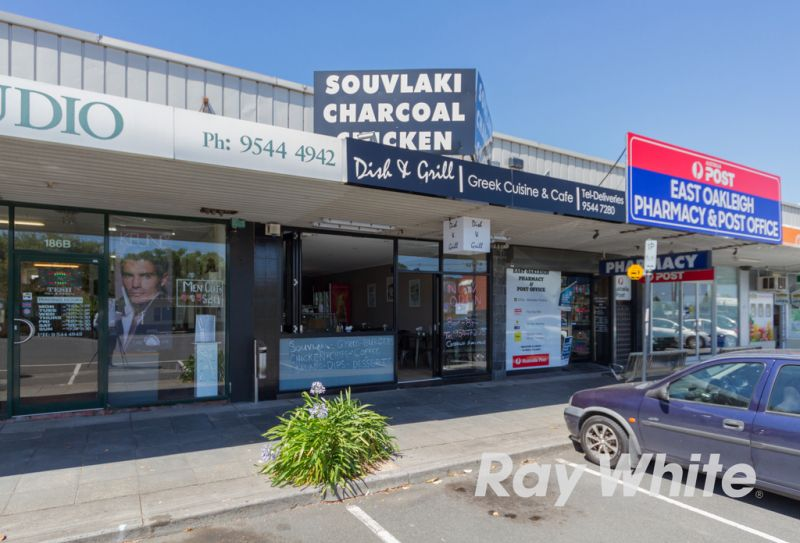 DELICIOUS RETAIL INVESTMENT IN OAKLEIGH EAST