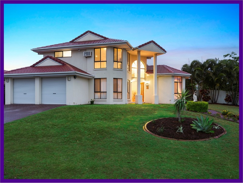 The perfect spacious entertainer – 6 bedrooms + 4 living areas