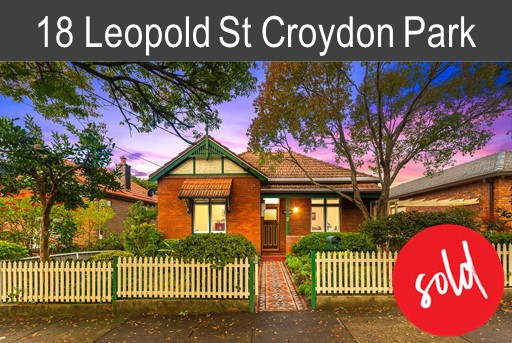 Vendor of 18 Leopold Street Croydon Park