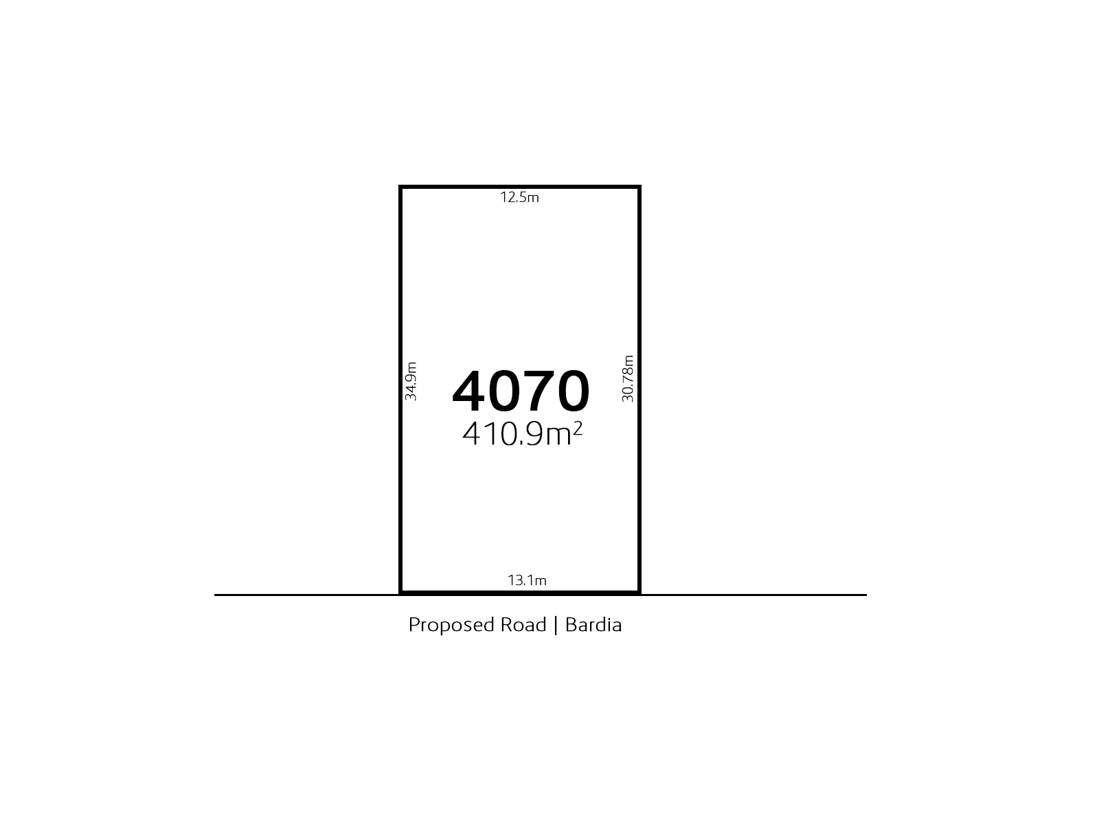 Bardia Lot 4070 Proposed Road | Bardia