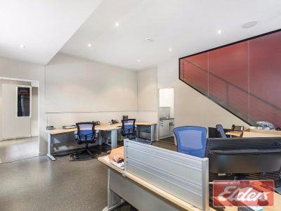 RARE GROUND FLOOR OFFICE - FISH LANE PRECINCT!