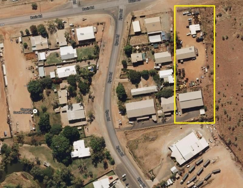 INDUSTRIAL LAND WITH 300M2 SHED ON 1 ACRE - SUIT OWNER OCCUPIER OR INVESTOR